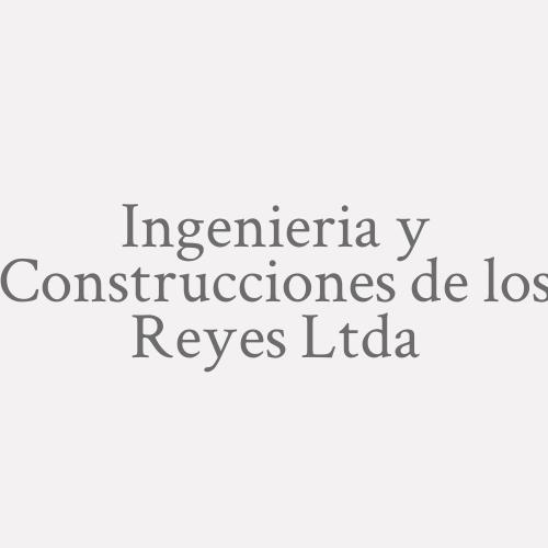 Ingenieria y Construcciones de los Reyes Ltda