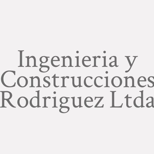 Ingenieria y Construcciones Rodriguez Ltda