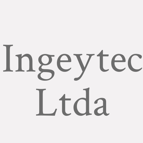 Ingeytec. Ltda
