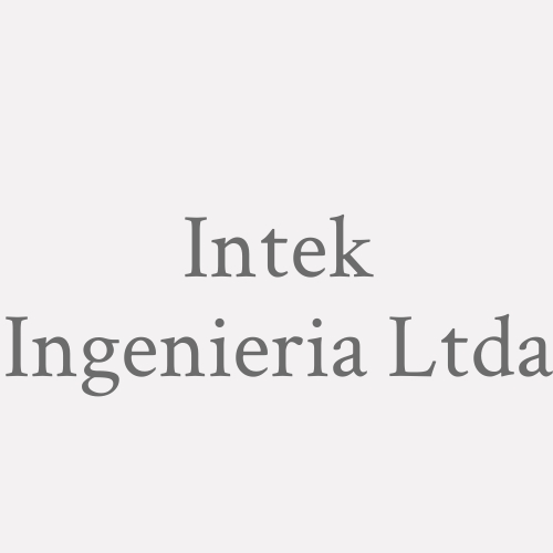 Intek Ingenieria Ltda
