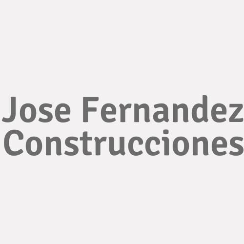 Jose Fernandez Construcciones