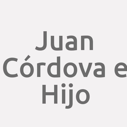 Juan Córdova e Hijo