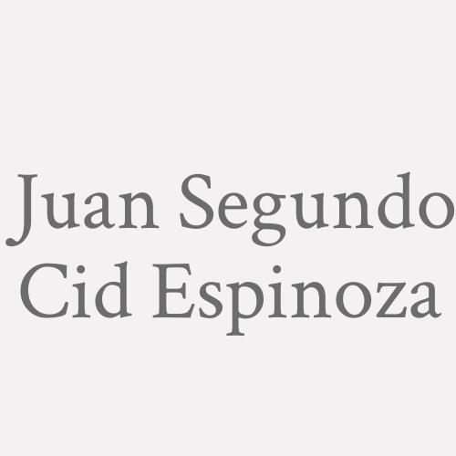 Juan Segundo Cid Espinoza