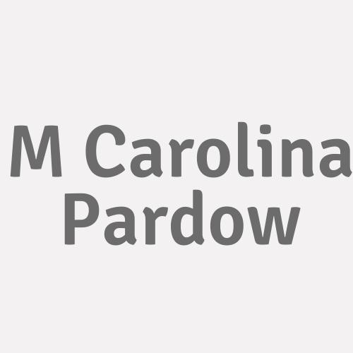 M Carolina Pardow