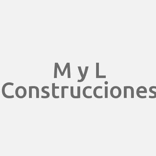 M y L Construcciones