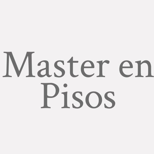 Master en Pisos
