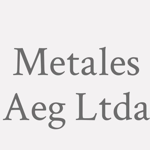 Metales A.e.g. Ltda.