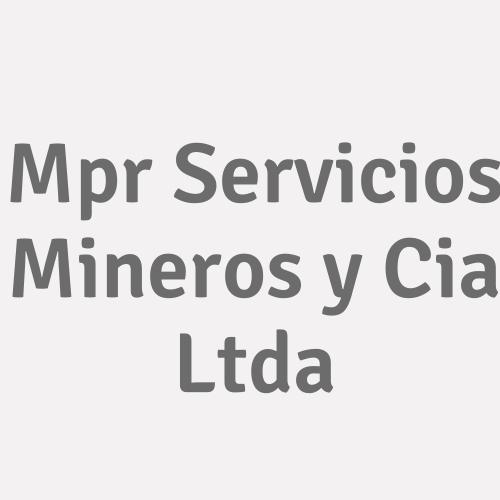 Mpr Servicios Mineros Y Cia Ltda