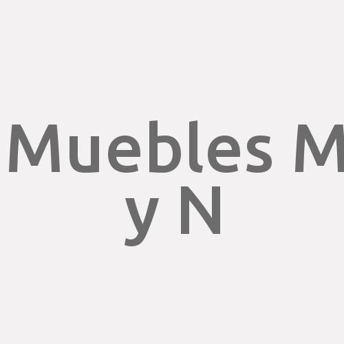 Muebles     M  Y  N