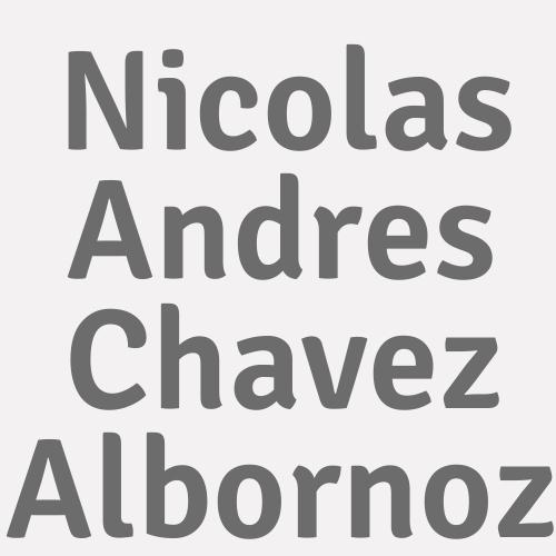 Nicolas Andres Chavez Albornoz