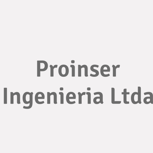 Proinser Ingenieria Ltda