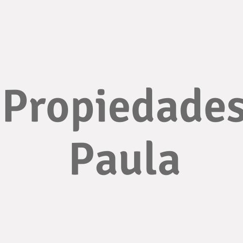 Propiedades Paula