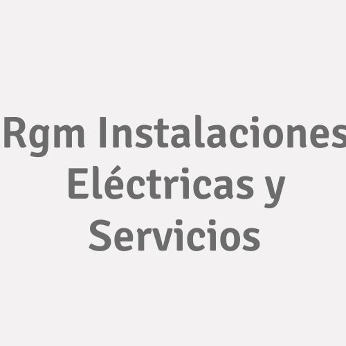 Rgm. Instalaciones Eléctricas Y Servicios