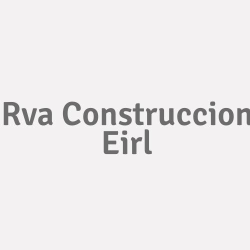 Rva Construccion Eirl