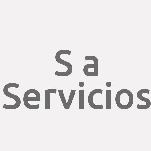 S. A. Servicios