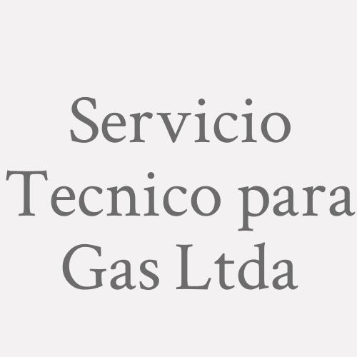 Servicio Tecnico para Gas Ltda