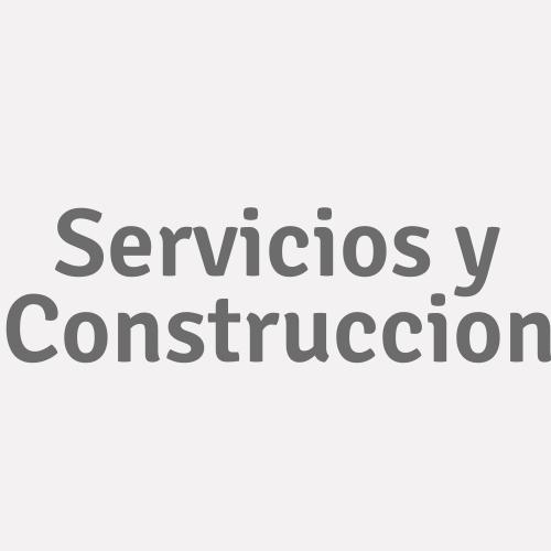 Servicios Y Construccion