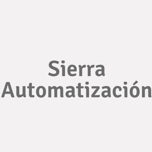 Sierra Automatización