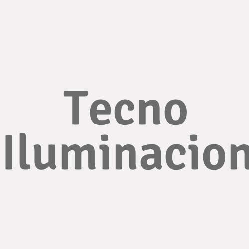 Tecno Iluminacion