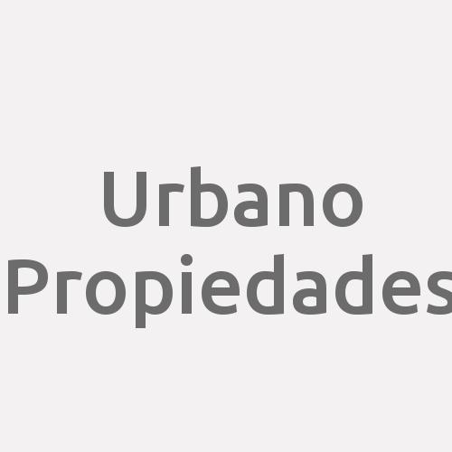 Urbano Propiedades