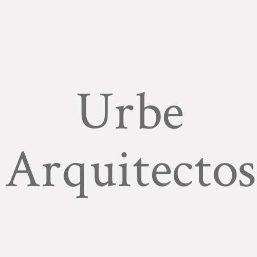 Urbe Arquitectos