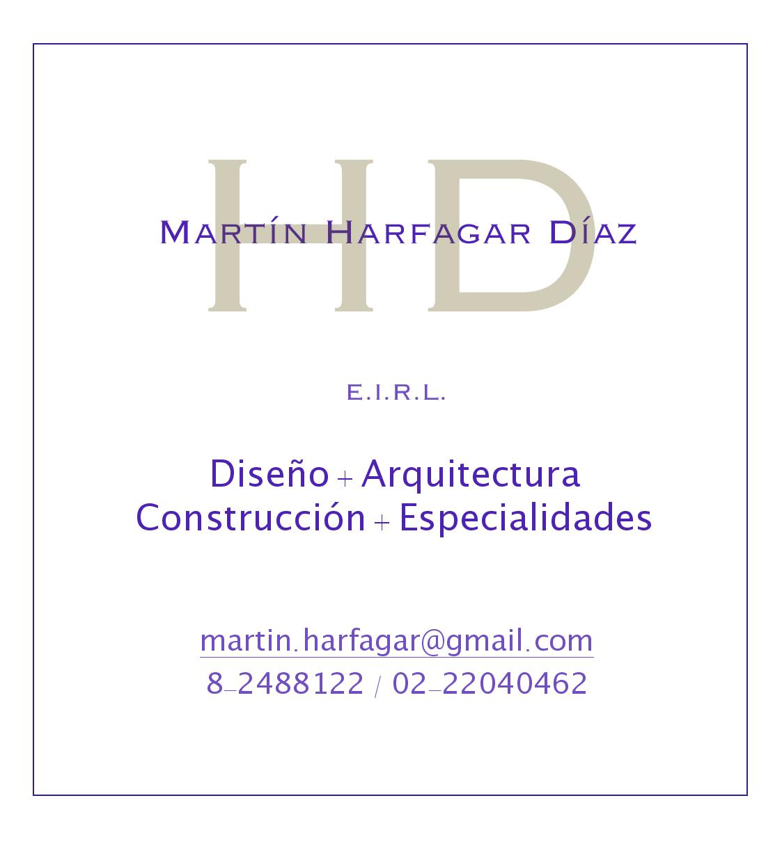Martin Ivan Harfagar Diaz
