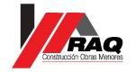 Raq Construcciones  Obras Menores Spa