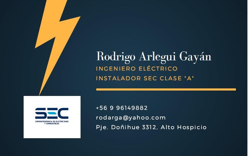 Instalaciones Eléctricas Rodarga