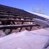 Reparación y cambio techumbre logia 27 mt2