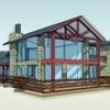 Construir  casa lago rapel  140 mts2 tres dormitorios