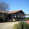 Foto: Construcción Casa Santa Cruz.