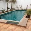 Foto: Construcción de piscina en hormigón