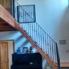 Reja metalica mas madera 8 metros para mi casa