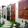 Muralla ladrillos