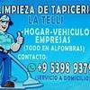 "Limpieza De Tapicería ""latelli"""