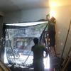 Instalación y desinstalación de cortinas y lámparas por mudanza