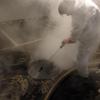 Limpieza y desinfección con vapor,departamentos