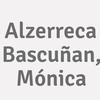 Alzerreca Bascuñan, Mónica