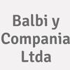 Balbi y Compania Ltda