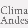 Clima Andes