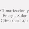 Climatizacion y Energia Solar Climaroca Ltda