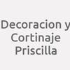 Decoracion y Cortinaje Priscilla