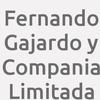 Fernando Gajardo y Compania Limitada