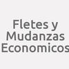 Fletes y Mudanzas Economicos