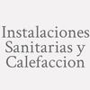 Instalaciones Sanitarias y Calefaccion