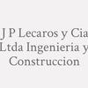 J P Lecaros y Cia Ltda Ingenieria y Construccion