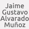 Jaime Gustavo Alvarado Muñoz