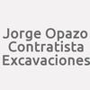 Jorge Opazo Contratista Excavaciones