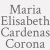 Maria Elisabeth Cardenas Corona