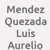 Mendez Quezada Luis Aurelio